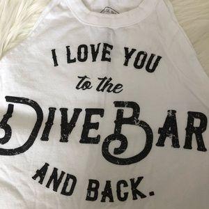 Dive bar tank❤️